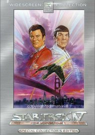 Star Trek IV: The Voyage Home - Special Collectors Edition Movie