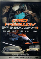 Freeway Speedway 3: Megalopolis Express Way Trial Movie