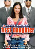 First Daughter Movie