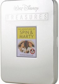Adventures Of Spin & Marty, The: The Mickey Mouse Club: Walt Disney Treasures Limited Edition Tin Movie
