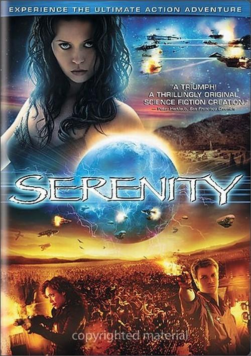Serenity (Widescreen) Movie