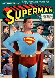 Adventures Of Superman, The: The Complete Fifth & Sixth Seasons Movie