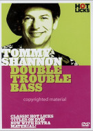 Tommy Shannon: Double Trouble Bass Movie
