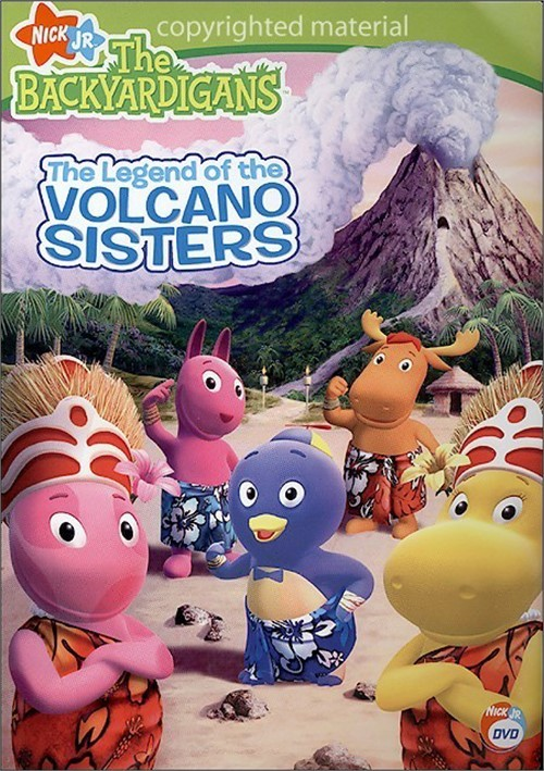Backyardigans, The: The Legend Of The Volcano Sisters Movie