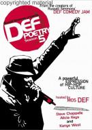 Russell Simmons Presents: Def Poetry - Season 5 Movie