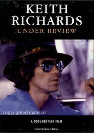 Keith Richards: Under Review Movie