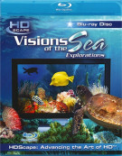 Visions Of The Sea: Explorations Blu-ray