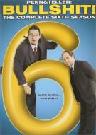 Penn & Teller: Bullshit! The Complete Season 6 (Uncensored) Movie