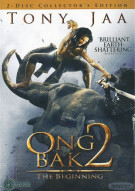 Ong Bak 2: The Beginning - 2 Disc Collectors Edition Movie