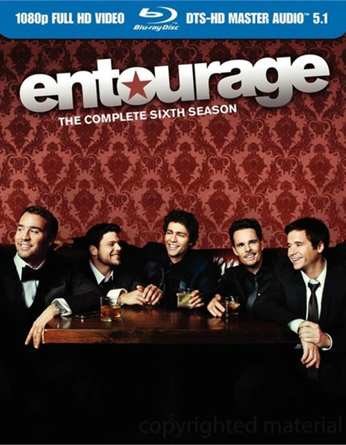 Entourage: The Complete Sixth Season Blu-ray