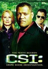 CSI: Crime Scene Investigation - The Tenth Season Movie