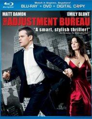 Adjustment Bureau, The Blu-ray