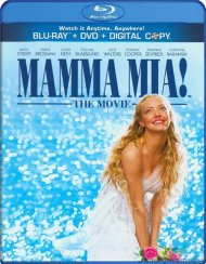 Mamma Mia! The Movie (Blu-ray + DVD + Digital Copy) Blu-ray