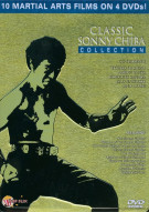 Classic Sonny Chiba Collection Movie