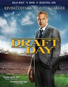 Draft Day (Blu-ray + DVD + UltraViolet) Blu-ray