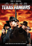 Texas Rangers (DVD + UltraViolet) Movie