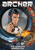 Archer: The Complete Season Six Movie