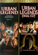 Urban Legend/ Urban Legends: Final Cut (Double Feature) Movie