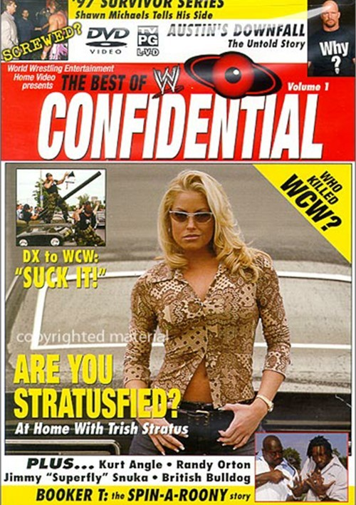 Best Of WWE Confidential, The: Volume 1 Movie