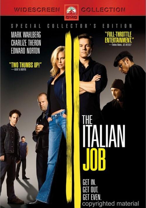 Italian Job, The (Widescreen) Movie