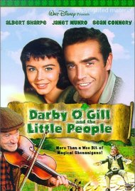 Darby OGill And The Little People Movie