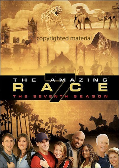 Amazing Race, The: The Seventh Season Movie