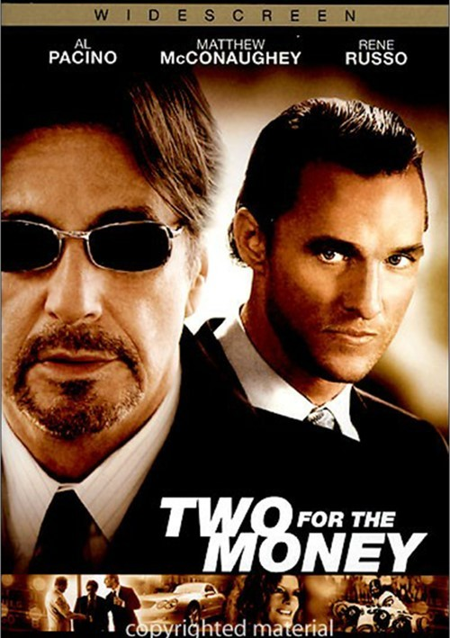 Two For The Money (Widescreen) Movie