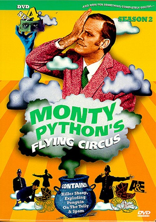 Monty Pythons Flying Circus Set #4 Movie