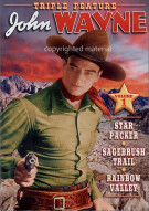 John Wayne Triple Feature: Volume 1 Movie