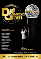 Russell Simmons Def Comedy Jam: Hosted By Mike Epps Movie