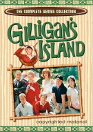 Gilligans Island:  The Complete Series Collection Movie