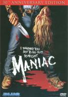 Maniac: 30th Anniversary Edition Movie