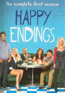 Happy Endings: The Complete First Season Movie