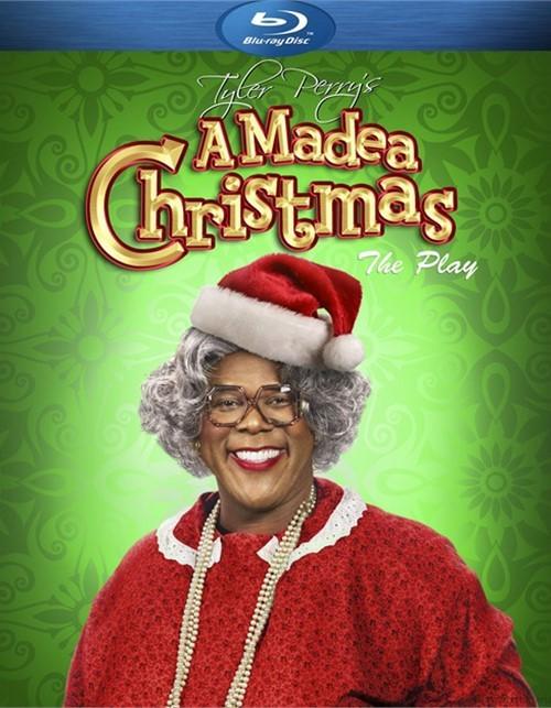 Madea Christmas, A: The Play Blu-ray