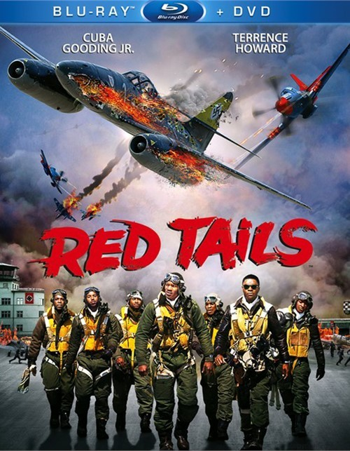 Red Tails (Blu-ray + DVD Combo) Blu-ray