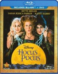 Hocus Pocus (Blu-ray + DVD Combo) Blu-ray