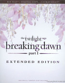 Twilight Saga, The: Breaking Dawn - Part 1 - Extended Edition (Blu-ray + Digital Copy + UltraViolet) Blu-ray