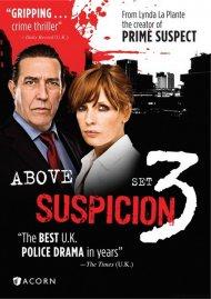 Above Suspicion: Set 3 Movie