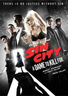 Sin City: Dame To Kill For Movie