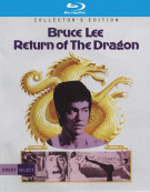 Return Of The Dragon: Collectors Edition Blu-ray