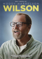 Wilson (DVD + UltraViolet) Movie