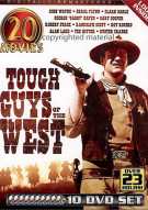 Tough Guys Of The West: 10 DVD Set Movie