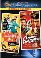 Mini-Skirt Mob, The / Chrome and Hot Leather (Double Feature) Movie