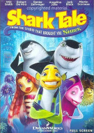 Shark Tale / Madagascar Activity Disc With Movie Ticket Movie
