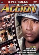 3 Peliculas: Accion Movie