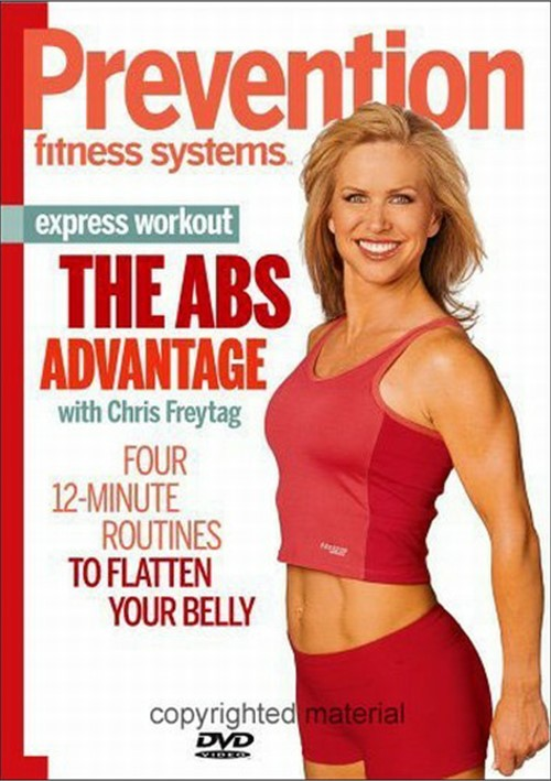 Prevention Fitness Systems: Express Workout - The Abs Advantage Movie