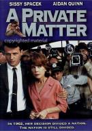 Private Matter, A Movie
