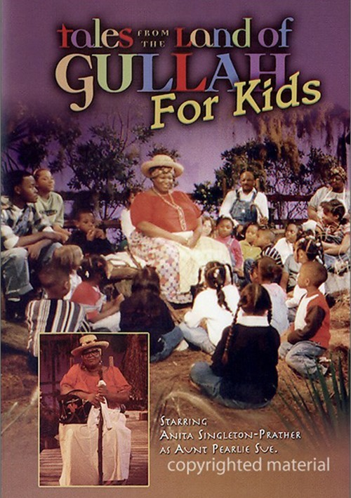 Tales From The Land Of Gullah For Kids Movie