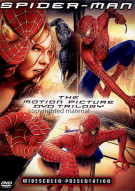 Spider-Man: The Motion Picture DVD Trilogy Movie