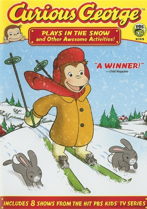 Curious George: Plays In The Snow Movie